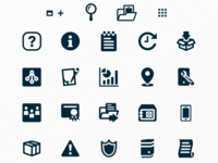 Simple Web Icons