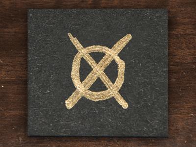 X Marks The Spot By Serji Gold On Dribbble