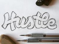 Hustle Sketch