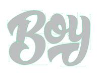 BOY pt DEUX :: WIP