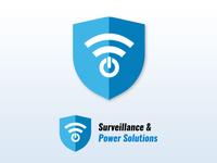 Surviellance & Power Solutions - Logo