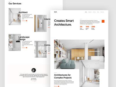 Kraft Free HTML CSS Template design html ux ui bs4 bootstrap4 webdesign website web architect free freebie