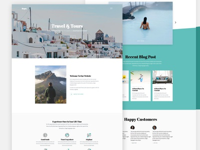 Hepta Free Website Template by Free-Template.co css3 html bootstrap template ux ui free freebie