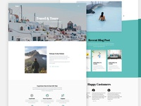 Hepta Free Website Template by Free-Template.co