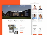 Archs Onepage Free Website Template by Free-Template.co