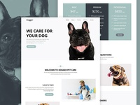Dogger Free HTML Website Templates by Free-Template.co