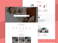 Browse Free Website Template for Directory Listing