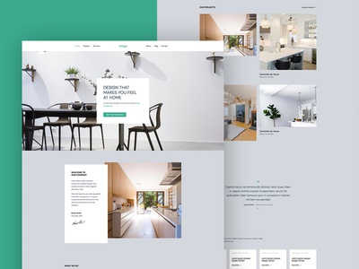 Marga Free Website Template by Free-Template.co html bootstrap ux ui website freebie design css html5 bootstrap4 free html free template
