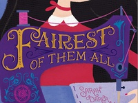 """Fairest of Them All"" book cover"