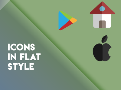 Icons for apps and games vector illustration logo icon graphic design
