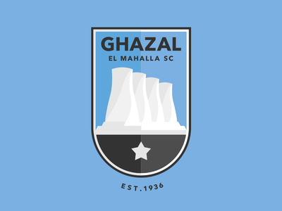 Gazal El Mahalla SC Logo