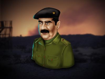 Saddam mini