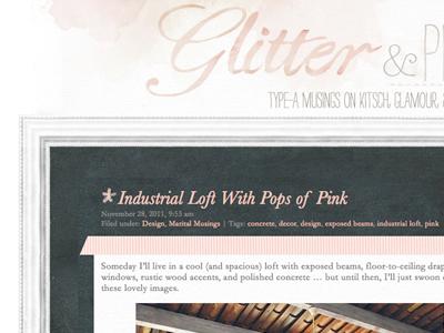 Glitter pm