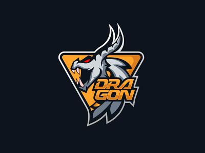 Dragon Mascot strong