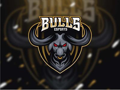 Bull Esport Logo t shirt