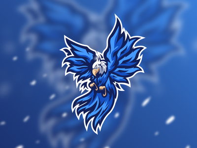 Phoenix - Mascot Logo team