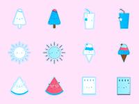 I'm Melting For You (icons)