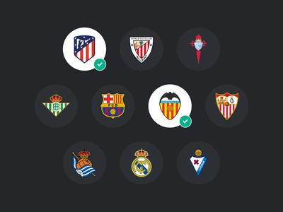 LaLiga Sports TV - Design System