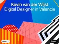 Kevin van der Wijst - Personal Website