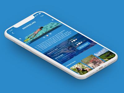Viiatours App UI dx ui travel app
