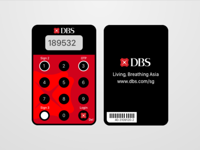 DBS Bank Token