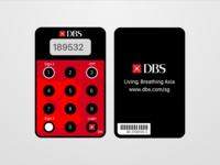 DBS Bank Token