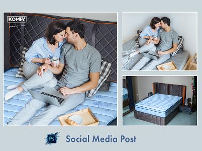 Social Media Post ui app ux logo illustration vector typography graphic design design branding
