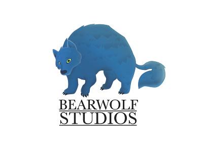 Bearwolf Studios Mascot gaming bearwolf wolf bear mascot
