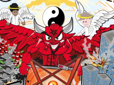 ...Lucifer Son of Da Morning!.. ggddv illustrator vector