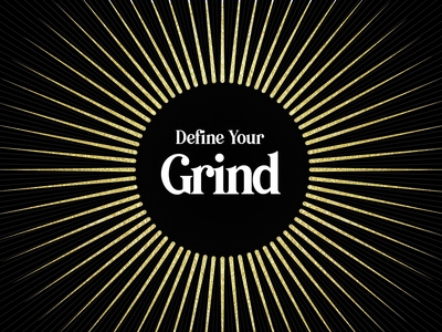 ParadigmGrind Blog Header branding design typography illustration social media graphics imagery define grind blog blog header