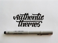 Authentic Themes Logo