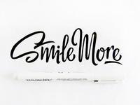 Smile More Shot