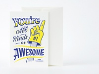 Awesome Card