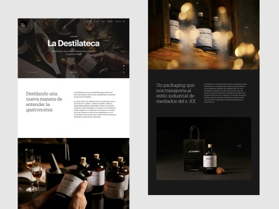 The Mood Project - case study packaging photography branding typography interface layout design ui