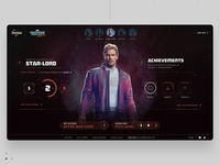 Star-Lord Dashboard