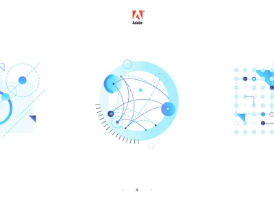 Adobe product icons infographics data vector design iconography icon