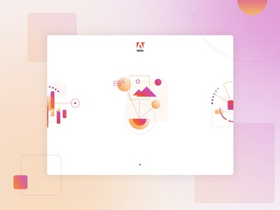 Adobe product icons infographics illustration iconography icon vector design data