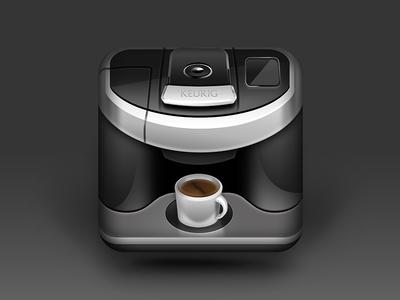 Keurig iOS Icon