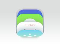 iOS7 Folder
