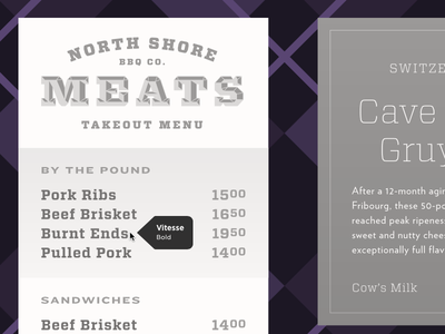 What's Cooking (2) hco discover.typography vitesse knox menu pricelist barbecue