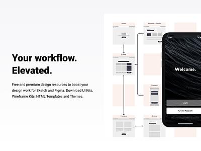 New Website hero image hero webdesign uxdesign