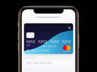 Credit Card Mockups - Preview