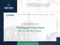CCBC Branding and Website