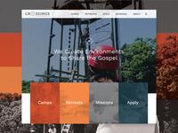 Crossings Web Design