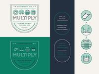 Multiply Event Branding