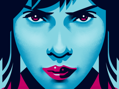 Ghost In The Shell Dribbble 2