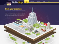 WalletMap