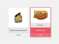 Brat Box Product Cards