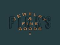 Jewelry brand sketches
