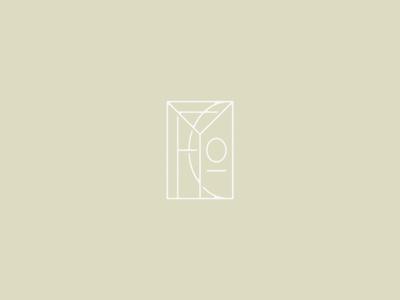 YF Co. monogram